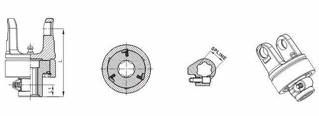 Обгонная муфта 6S.RA2 (30,2 х 92)
