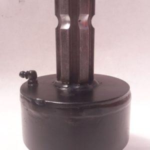 Универсальная храповая (кулачковая)  муфта SAS2  с пальчиковым фиксатором