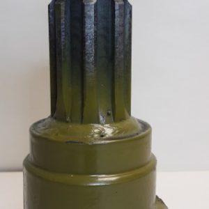 Переходник для карданного вала 21 х 6 (втулка-вал)