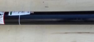 Карданный вал с защитным кожухом Т8S-ВW-05G-05*610C