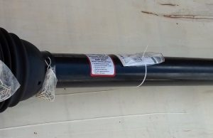 Карданный вал с широкоугольным шарниром  SR8S-BW-WA0506-SB*1500C