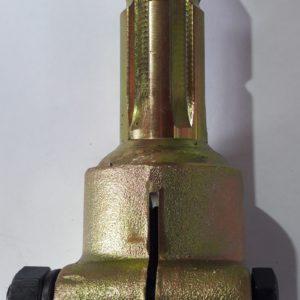 Адаптер (переходник) для карданного вала 20 х 6 шлицов (втулка-вал)